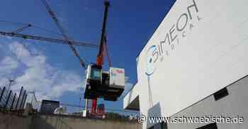 Tuttlingen: Simeon Medical produziert wieder als Erstausrüster - Schwäbische