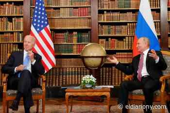 Joe Biden lanza fuerte advertencia: los ciberataques pueden causar una guerra - El Diario NY