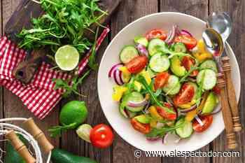 Para acompañar cualquier plato fuerte: ensalada fresca de pepino - El Espectador