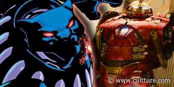 El traje Hulkbuster de Pantera Negra es más fuerte que la armadura de Iron Man - Cultture