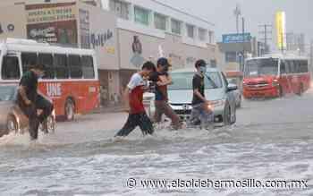 Advierten por fuerte tormenta en Hermosillo esta semana - El Sol de Hermosillo