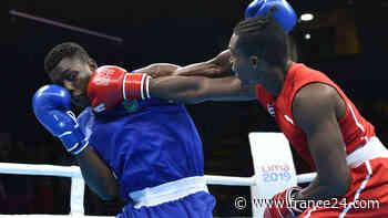 """Cuba es """"fuerte aspirante"""" a ganar el boxeo de Tokio, afirma su entrenador - FRANCE 24"""