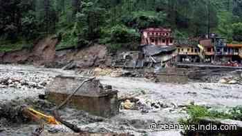 Cloudburst in Himachal Pradesh causes flash floods, 10 missing, 1 injured