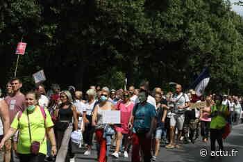 Coulommiers. Covid-19 : forte mobilisation contre le pass sanitaire - actu.fr