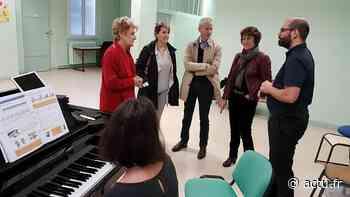 Coulommiers. Un accueil « musique et handicap » au conservatoire - actu.fr