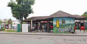 Der Welzheimer Busbahnhof soll nicht nur barrierefrei, sondern eine Mobilitätsdrehscheibe werden - Welzheim - Zeitungsverlag Waiblingen