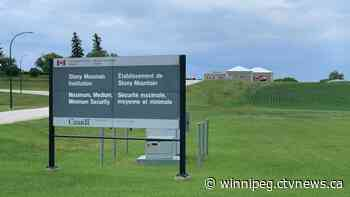 Stony Mountain inmate stabbed during fight in a cell: RCMP - CTV News Winnipeg