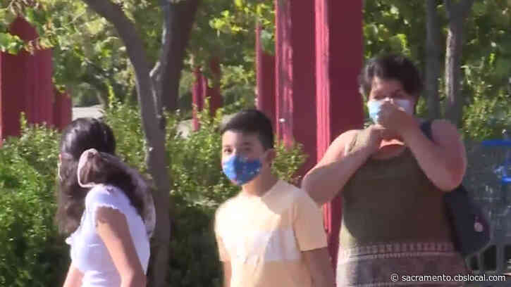 Starting Friday, Yolo County Requires Residents To Wear Masks At Indoor Gatherings