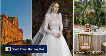 Did she choose a British or Italian designer? Inside Kitty Spencer's royal wedding - South China Morning Post