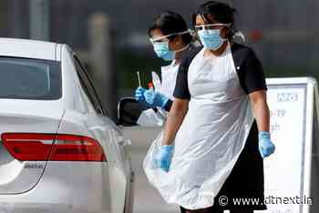 UK reports another 23511 coronavirus cases - DTNext