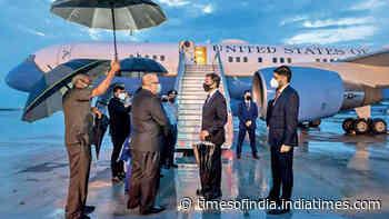 US secretary of state Anthony Blinken in India