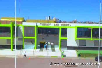 San Román: distrito de San Miguel cumple cinco años con grandes brechas a cerrar - Pachamama radio 850 AM
