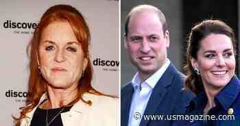 Sarah Ferguson Took Herself to Thailand After Not Receiving an Invitation to Prince William and Duchess Kate's 2011 Wedding - Us Weekly