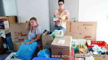 Hilfsaktion nach Hochwasser - Familie aus Talheim bangt um ihre Angehörigen in Altenburg (Ahr) - Schwarzwälder Bote