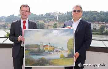 Caritas verabschiedet Michael Endres - Passau - Passauer Neue Presse