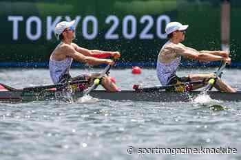 Roeiers naar finale: overzicht van dag 5 Olympische Spelen