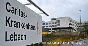 Neues Bettenhaus des Krankenhauses Lebach wird 2023 durch ctt gebaut - Saarbrücker Zeitung