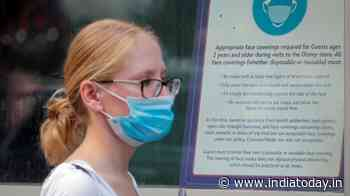 US urges vaccinated Americans to wear masks indoors in many places - India Today