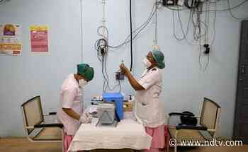 Coronavirus India Live News Update: 43,654 Fresh COVID-19 Cases In India - NDTV