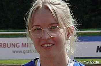 Amelie Eirich vom TV Hardheim überzeugt mit Platz zwei - Sport - Fränkische Nachrichten