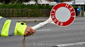 In Landsberg werden die Schulweghelferknapp