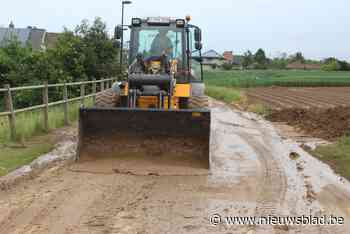 Buffergracht moet komaf maken met modderstromen