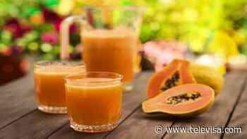 Jugo de papaya con aloe vera: Una combinación que limpia el colon - Noticieros Televisa