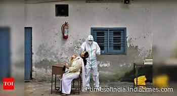 Coronavirus live updates: India reports 43,654 new Covid-19 cases, 640 deaths in last 24 hours - Times of India
