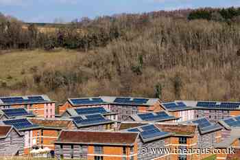 """Sussex University aims to be """"one of world's most sustainable unis"""""""