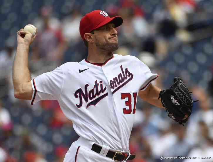 At Least Eight Teams In The Mix For Max Scherzer