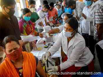 Coronavirus live updates: India reports 43,654 new cases and 640 deaths - Business Standard