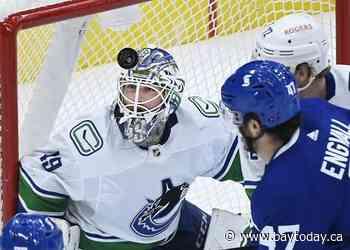 Grubauer, Hamilton among top names entering NHL free agency