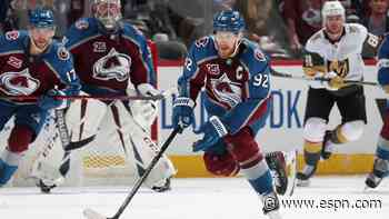 Landeskog stays with Avs on 8-year extension