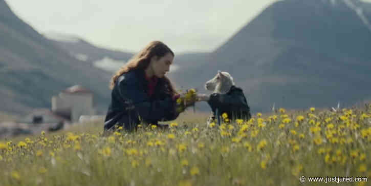 Noomi Rapace Adopts A Lamb As A Baby in The First Trailer for 'Lamb'
