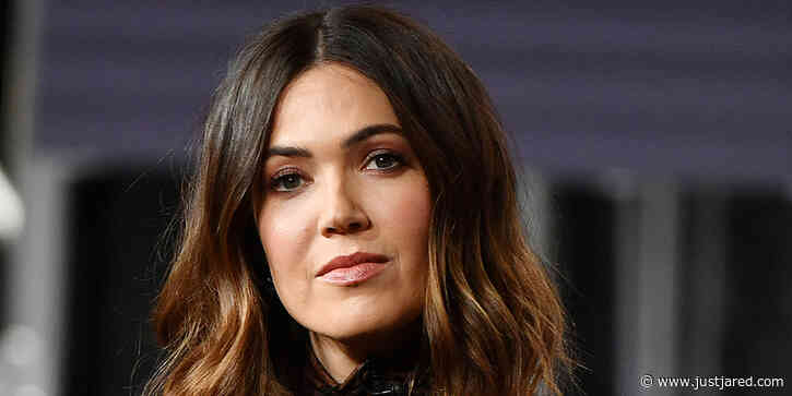 Mandy Moore Opens Up About The 'Isolating' Feeling She Gets With Motherhood