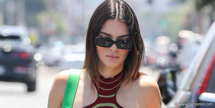 Kendall Jenner's Cute Crop Top Is A Summer Staple!