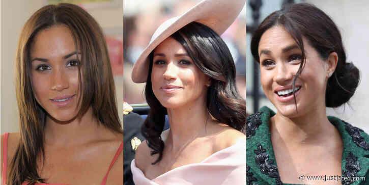 Meghan Markle's Hair Style Evolution Over the Years