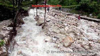 Jammu and Kashmir: Over 30 reported missing after cloudburst hits Honzar village