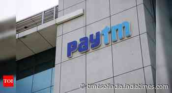 Paytm to hire over 20,000 sales execs ahead of IPO