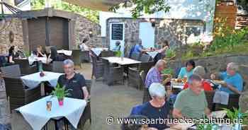 Serie Biergärten in der Region: Biergarten Gellbersch in Wadern-Buweiler - Saarbrücker Zeitung