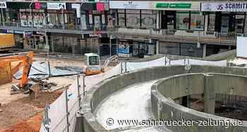 Montmorillon-Platz in Wadern wird neu gestaltet - Saarbrücker Zeitung