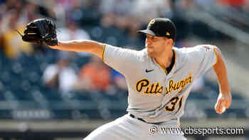 MLB trade deadline: Pirates send Tyler Anderson to Mariners after deal with Phillies falls apart