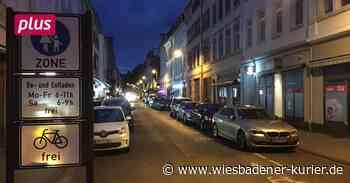 Ab kommender Woche wird in der Wellritzstraße abgeschleppt