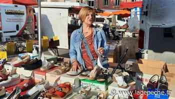 Les produits chaussants de Marie-Pierre Jarguel à Decazeville - LaDepeche.fr