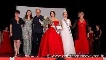 Decazeville : Jade et Yann élus Miss et Mister Jeunesse Aveyron - Centre Presse Aveyron
