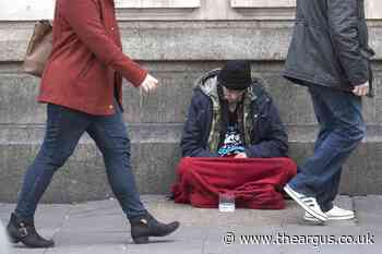 £3m pilot for East Sussex rough sleepers experiencing abuse