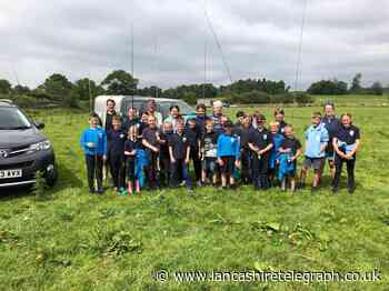 Ribble Valley: School pupils learn to fish with rivers trust