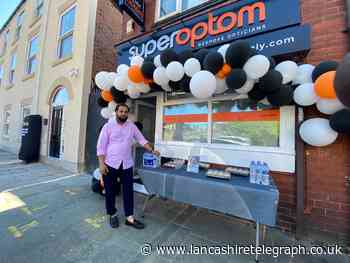 Ex-prisoners offered training with new Bolton opticians