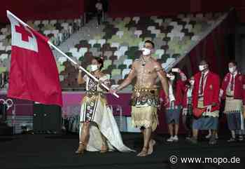 """Der """"Nackte aus Tonga"""" beweist Humor beim Taekwondo - Hamburger Morgenpost"""