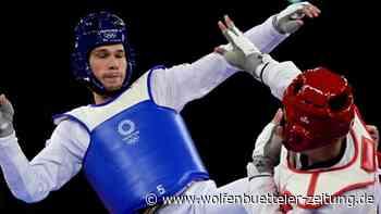 Frühes Aus statt Gold: Taekwondo-Hoffnung Bachmann enttäuscht - Wolfenbütteler Zeitung